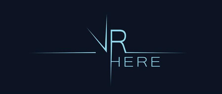 VR-HERE Logo
