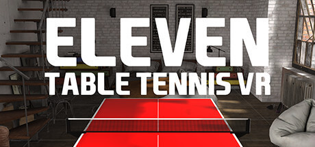 Eleven Table Tennis - It's just like the real thing but better.